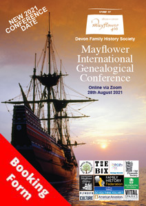 Mayflower 400 conference